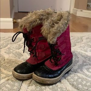 Other - Girls snow boots size 12